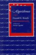 Cover-Bild zu Algorithmes von Knuth, Donald E.
