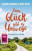 Cover-Bild zu Buist, Anne: Zum Glück gibt es Umwege