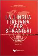 Cover-Bild zu La lingua italiana per stranieri. Lehrbuch von Katerinov, Katerin