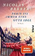 Cover-Bild zu Barreau, Nicolas: Paris ist immer eine gute Idee (eBook)