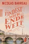 Cover-Bild zu Barreau, Nicolas: Du findest mich am Ende der Welt (eBook)