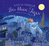Cover-Bild zu Barreau, Nicolas: Der blaue Tiger