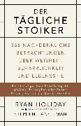 Cover-Bild zu Der tägliche Stoiker (eBook) von Holiday, Ryan