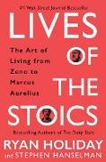 Cover-Bild zu Lives of the Stoics (eBook) von Holiday, Ryan