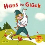 Cover-Bild zu Maxi Pixi 340: VE 5: Hans im Glück (5 Exemplare) von Grimm, Brüder