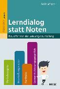 Cover-Bild zu Lerndialog statt Noten (eBook) von Winter, Felix