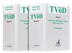 Cover-Bild zu TVöD - TVöD von Böhle, Thomas (Hrsg.)