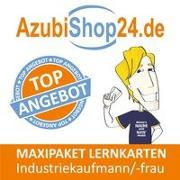 Cover-Bild zu AzubiShop24.de Lernkarten Industriekaufmann / Industriekauffrau. Maxi-Paket von Winter, Felix