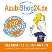 Cover-Bild zu AzubiShop24.de Lernkarten Kaufmann / Kauffrau im Groß- und Außenhandel. Maxi-Paket von Grünwald, Jochen