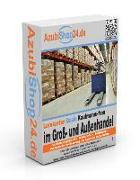 Cover-Bild zu AzubiShop24.de Basis-Lernkarten Kaufmann / Kauffrau im Groß- und Außenhandel von Winter, Felix