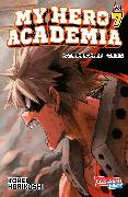 Cover-Bild zu Horikoshi, Kohei: My Hero Academia 7