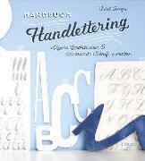 Cover-Bild zu Handbuch Handlettering von Campe, Chris