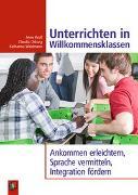 Cover-Bild zu Unterrichten in Willkommensklassen von Krull, Anne