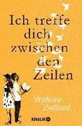 Cover-Bild zu Butland, Stephanie: Ich treffe dich zwischen den Zeilen (eBook)
