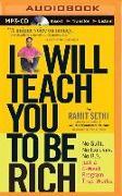 Cover-Bild zu I Will Teach You to Be Rich von Sethi, Ramit