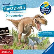 Cover-Bild zu Kessel, Carola von: Wieso? Weshalb? Warum? Erstleser Dinosaurier