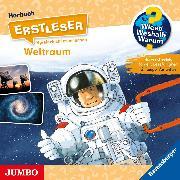 Cover-Bild zu Kessel, Carola von: Wieso? Weshalb? Warum? Erstleser. Weltraum (Audio Download)
