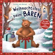 Cover-Bild zu von Kessel, Carola: Weihnachtsfest beim Bären