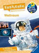 Cover-Bild zu von Kessel, Carola: Wieso? Weshalb? Warum? Erstleser: Weltraum (Band 4)