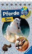 Cover-Bild zu von Kessel, Carola: Wieso? Weshalb? Warum? ProfiWissen Quiz: Pferde