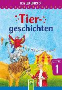 Cover-Bild zu Kessel, Carola von: Tiergeschichten (eBook)
