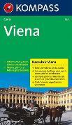 Cover-Bild zu Viena von KOMPASS-Karten GmbH (Hrsg.)