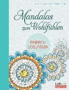Cover-Bild zu Mandalas zum Wohlfühlen von Poletti, Rosette