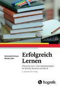 Cover-Bild zu Erfolgreich lernen von Hofmann, Eberhardt