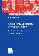 Cover-Bild zu Einstellungsgespräche erfolgreich führen (eBook) von Hofmann, Eberhardt