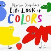 Cover-Bild zu Deuchars, Marion: Let's Look At... Colors