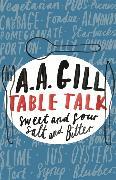 Cover-Bild zu Gill, Adrian: Table Talk