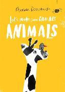 Cover-Bild zu Deuchars, Marion: Let's Make Some Great Art: Animals