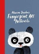 Cover-Bild zu Deuchars, Marion: Fingerprint Art Postcards