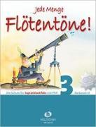 Cover-Bild zu Ertl, Barbara (Komponist): Jede Menge Flötentöne 3 (mit 2 CDs)
