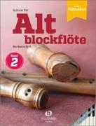 Cover-Bild zu Ertl, Barbara (Komponist): Schule für Altblockflöte 2 - Klavierbegleitung
