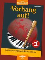 Cover-Bild zu Ertl, Barbara (Komponist): Vorhang auf!, Band 1