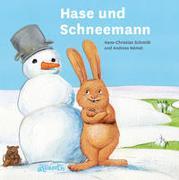 Cover-Bild zu Schmidt, Hans-Christian: Hase und Schneemann