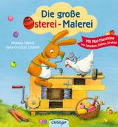 Cover-Bild zu Schmidt, Hans-Christian: Die große Osterei-Malerei