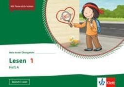 Cover-Bild zu Mein Anoki-Übungsheft. Lesen 1. Heft A. Übungsheft Klasse 1