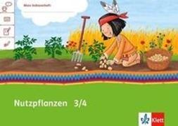 Cover-Bild zu Mein Anoki-Übungsheft. Nutzpflanzen. Arbeitsheft Klasse 3/4