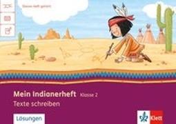 Cover-Bild zu Mein Anoki-Übungsheft. Texte schreiben 2. Arbeitsheft 2. Schuljahr