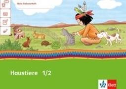 Cover-Bild zu Mein Anoki-Übungsheft 1. Schuljahr. Haustiere