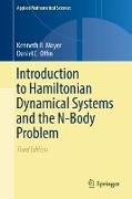 Cover-Bild zu Introduction to Hamiltonian Dynamical Systems and the N-Body Problem (eBook) von Meyer, Kenneth R.