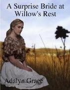 Cover-Bild zu Grace, Adalyn: A Surprise Bride in Willow's Rest (Mail Order Brides of Willow's Rest, #1) (eBook)
