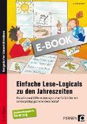 Cover-Bild zu Einfache Lese-Logicals zu den Jahreszeiten (eBook) von Rosendahl, Julia