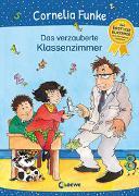 Cover-Bild zu Funke, Cornelia: Das verzauberte Klassenzimmer