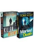 Cover-Bild zu Kent, Tony: Killer Intent and Marked for Death (eBook)
