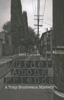 Cover-Bild zu Conwell, Kent: Murder Among Friends