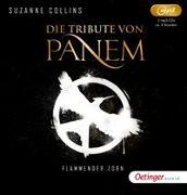 Cover-Bild zu Collins, Suzanne: Die Tribute von Panem 3. Flammender Zorn