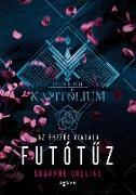 Cover-Bild zu Collins, Suzanne: Futótuz (eBook)